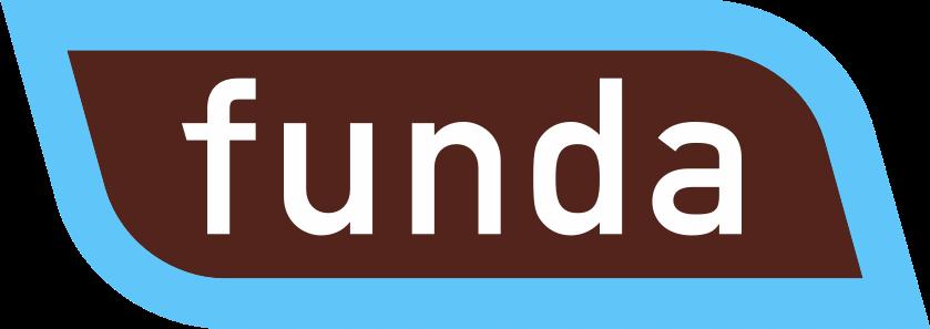 Funda logo Transparant Makelaars Tilburg
